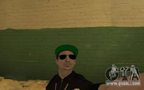 Swag Police for GTA San Andreas second screenshot