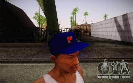 Penshoppe Cap for GTA San Andreas