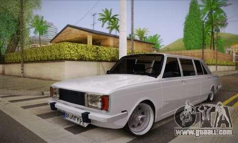 Peykan 1600i Limo for GTA San Andreas