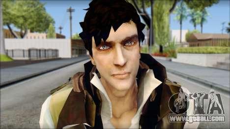Alex from Prototype Alpha Texture for GTA San Andreas third screenshot