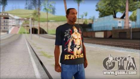 Batista Shirt v1 for GTA San Andreas