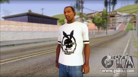 T-Shirt PlayBoy for GTA San Andreas