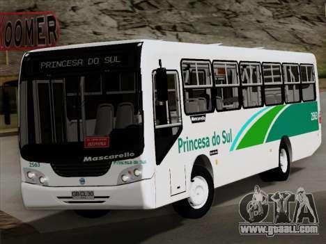 Mascarello Gran Via Mercedes-Benz OF1418 for GTA San Andreas