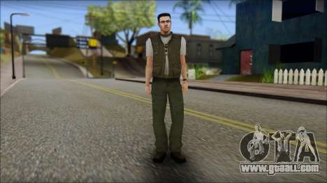 Jamie for GTA San Andreas