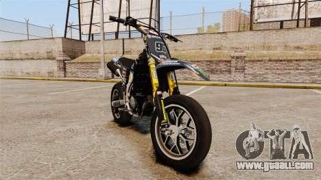 Yamaha YZF-450 v1.8 for GTA 4
