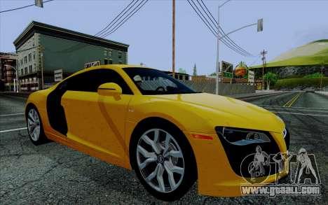 ENBSeries for weak PC v3 [SA:MP] for GTA San Andreas second screenshot