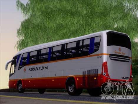 Marcopolo Paradiso 1200 Harapan Jaya for GTA San Andreas