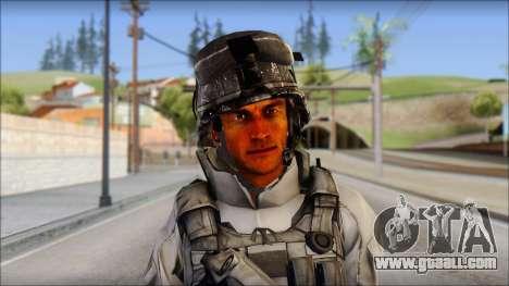 New Los Santos SWAT Beta HD for GTA San Andreas third screenshot
