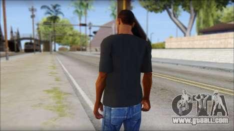 Batista Shirt v1 for GTA San Andreas second screenshot