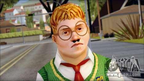 Algernon from Bully Scholarship Edition for GTA San Andreas third screenshot