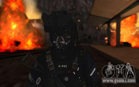Graphical shell for SA for GTA San Andreas ninth screenshot