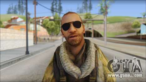 Afganistan Forces for GTA San Andreas third screenshot