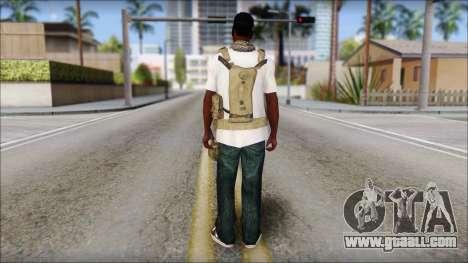 Sweet Mercenario for GTA San Andreas third screenshot
