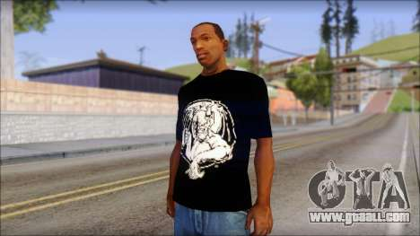 Diablo T-Shirt for GTA San Andreas