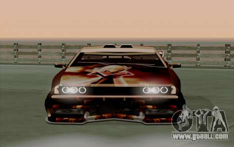 Paint work for Yakuza Elegy for GTA San Andreas