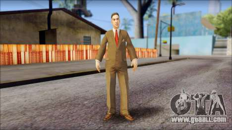 Dr. Crabblesnitch from Bully Scholarship Edition for GTA San Andreas second screenshot