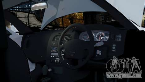 Nissan Skyline R33 1995 for GTA 4 upper view