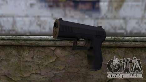Combat Pistol from GTA 5 for GTA San Andreas