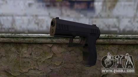 Combat Pistol from GTA 5 for GTA San Andreas
