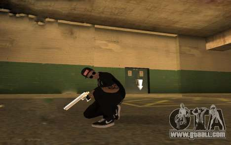 Swag Police for GTA San Andreas forth screenshot