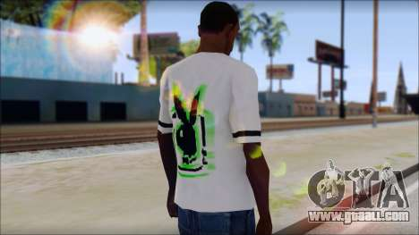 T-Shirt PlayBoy for GTA San Andreas second screenshot