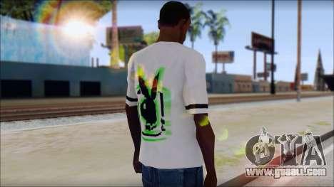 T-Shirt PlayBoy for GTA San Andreas second screenshot