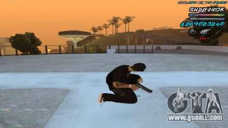 C-HUD by ShnoorOK for GTA San Andreas third screenshot