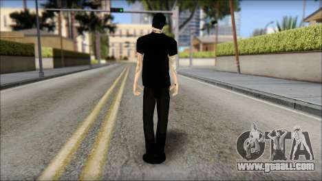 Billy from Good Charlotte for GTA San Andreas second screenshot