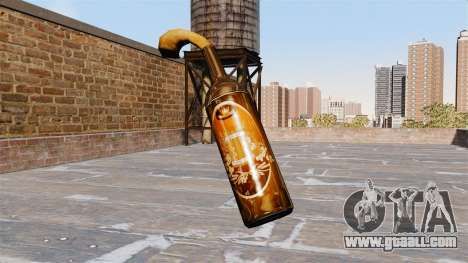 The Molotov Cocktail-Beer Vector- for GTA 4 second screenshot