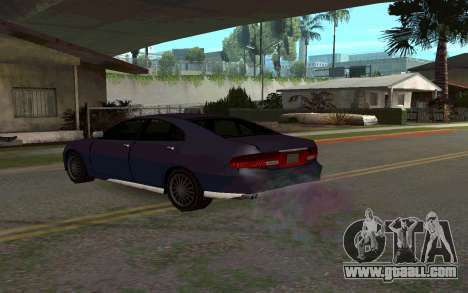 HSV VT GTS for GTA San Andreas left view