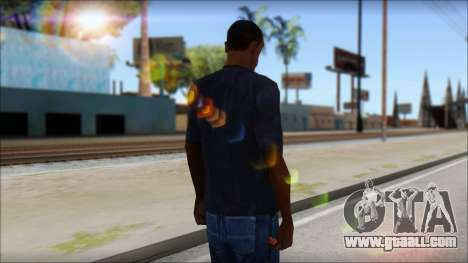 Gucci T-Shirt for GTA San Andreas second screenshot