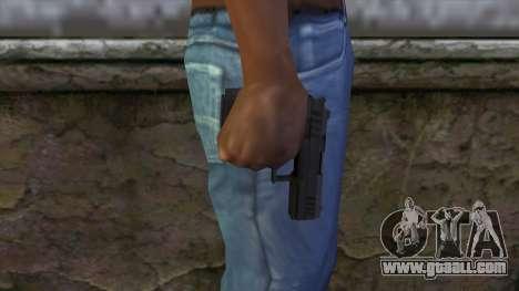 Combat Pistol from GTA 5 for GTA San Andreas third screenshot
