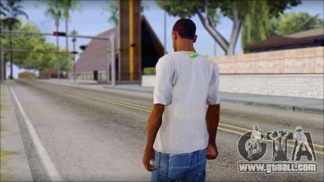 JDM Keep Calm T-Shirt for GTA San Andreas second screenshot