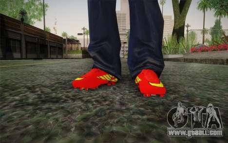 Nike Mercurial Victory 2014 for GTA San Andreas