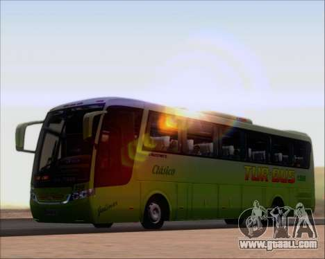 Busscar Vissta LO Scania K310 - Tur Bus for GTA San Andreas