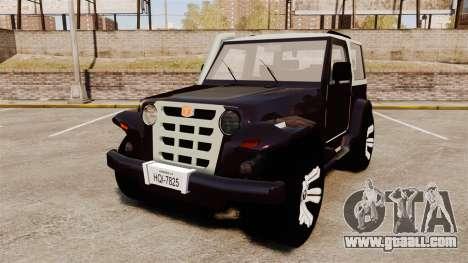 Troller T4 for GTA 4