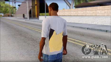 T-Shirt Hands for GTA San Andreas second screenshot