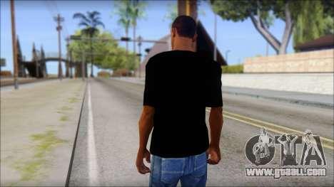 Trapheim T-Shirt Mod for GTA San Andreas second screenshot