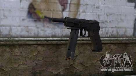 CZ75 from CS:GO v2 for GTA San Andreas