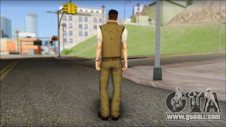 Jamie for GTA San Andreas second screenshot