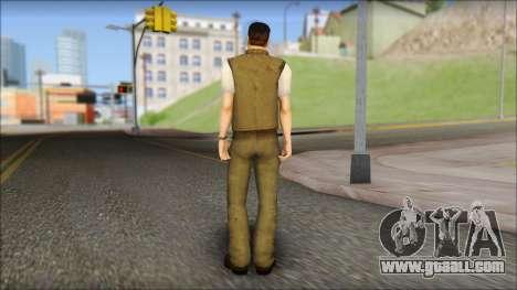 Jamie for GTA San Andreas second screenshot