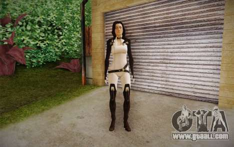 Miranda from Mass Effect 2 for GTA San Andreas