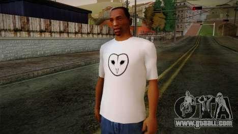 Dreambirds T-Shirt for GTA San Andreas