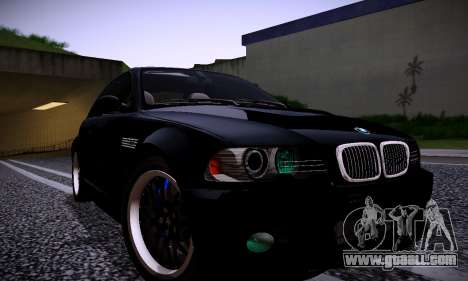 ENBSeries for low PC v2 fix for GTA San Andreas