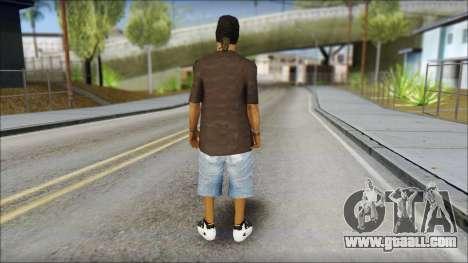 Street Gangster for GTA San Andreas second screenshot