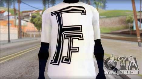 Fabri Fibra T-Shirt for GTA San Andreas third screenshot
