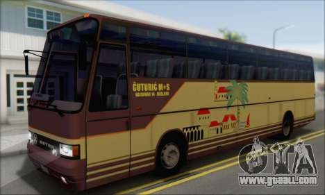 Setra S215 HD for GTA San Andreas right view