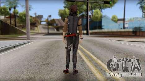 Rebecca for GTA San Andreas second screenshot