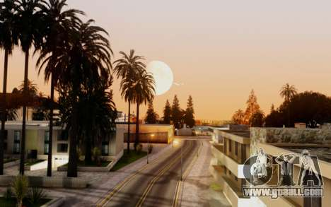 Graphical shell for SA for GTA San Andreas sixth screenshot