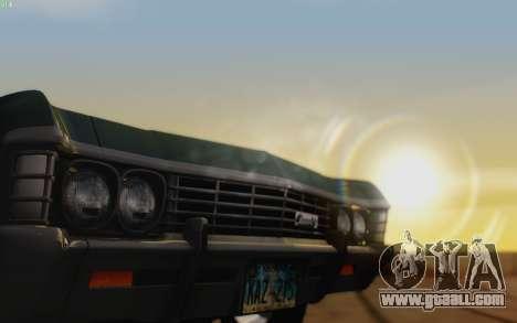 Graphical shell for SA for GTA San Andreas forth screenshot
